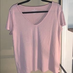 Light pink American eagle outfitters top